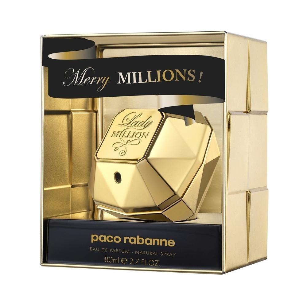 PACO RABANNE - Lady Million Merry Millions ! EDP 80 ml női