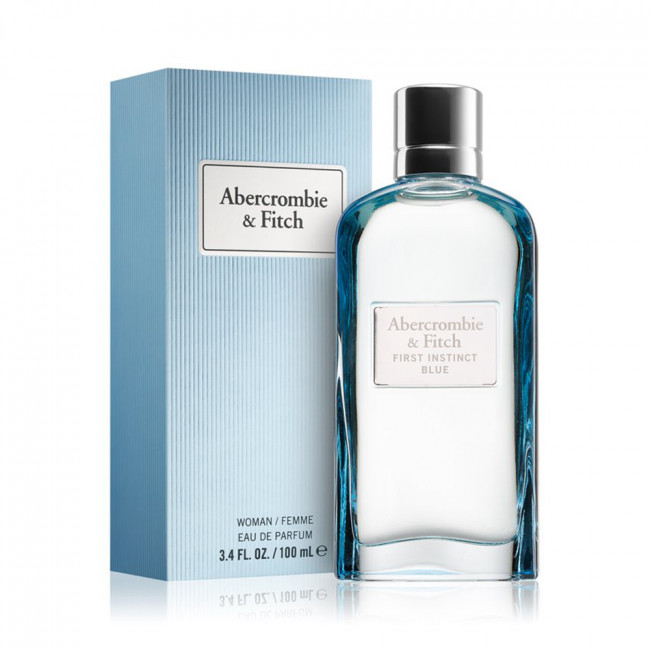 abercombie fitch blue for her