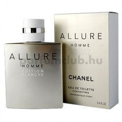 CHANEL Allure Homme Blanche - Eau De Parfum (50ml)