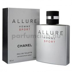 CHANEL Allure Sport Homme - Tusfürdő (200ml)