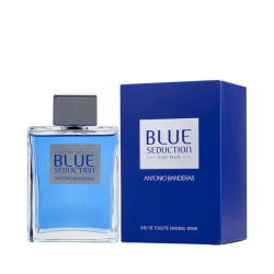 ANTONIO BANDERAS Blue Seduction Man - Eau De Toilette (50ml)