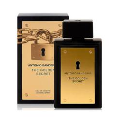 ANTONIO BANDERAS The Secret Golden - Eau De Toilette (50ml)
