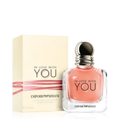 GIORGIO ARMANI In Love With You Eau De Parfum (50ml)