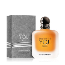 GIORGIO ARMANI Stronger With You Freeze Woda toaletowa (100 ml)  - Dla mężczyzn