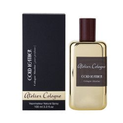 ATELIER COLOGNE Gold Leather - Eau De Cologne (100ml)