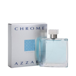 AZZARO Chrome - Eau De Toilette (100ml)