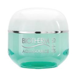 BIOTHERM Aquasource Air Cream SPF 15 - Testápoló krém (50ml)