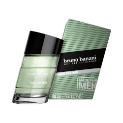 BRUNO BANANI Made For Men - Eau De Toilette (50ml)