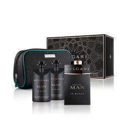 BVLGARI Man In Black Set - Eau De Parfum (100ml) - Férfiaknak