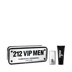 CAROLINA HERRERA 212 Men VIP Set - Woda toaletowa (50ml) - Dla mężczyzn
