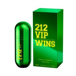 CAROLINA HERRERA 212 VIP Wins Woda perfumowana (80 ml)  - Dla kobiet