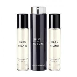 CHANEL Bleu - Eau De Parfum (3x20ml)