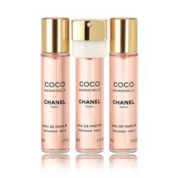 CHANEL Coco Mademoiselle - Eau De Parfum (3x20ml)  utántöltő
