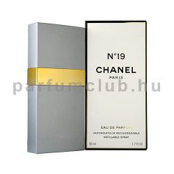 CHANEL Nr.19 - Tusfürdő (200ml)