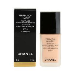 CHANEL PERFECTION LUMIÉRE FLUIDE Beige Rosé SPF10 22 -  (30ml)