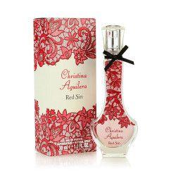 CHRISTINA AGUILERA Red Sin - Eau De Parfum (30ml)