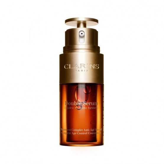 CLARINS Double Serum -Complete Age Control Concentrate -  (50ml)