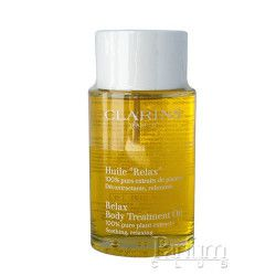 CLARINS Huile Relax - Body Treatment Oil -  (100ml)