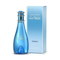 DAVIDOFF Cool Water Woman - Eau De Toilette (100ml)