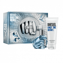 DIESEL Only the Brave Set - Eau De Toilette (35ml)