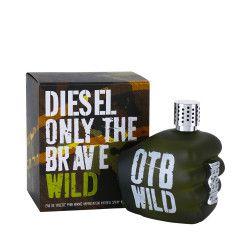 DIESEL Only the Brave Wild - Eau De Toilette (125ml)