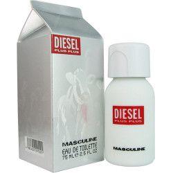 DIESEL Plus Plus Masculine Woda toaletowa (75 ml)  - Dla mężczyzn