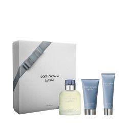 DOLCE GABBANA Light Blue Homme Set - Eau De Toilette (125ml)