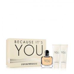 GIORGIO ARMANI Emporio Because It's You Set - Eau De Parfum (50ml)
