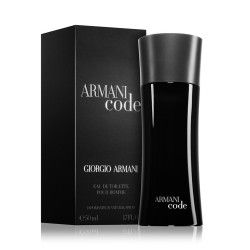 GIORGIO ARMANI Code Men - Eau De Toilette (50ml)