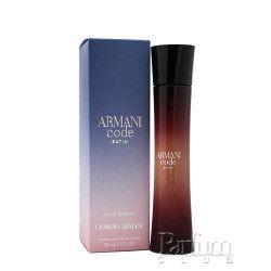 GIORGIO ARMANI Code Satin W - Eau De Parfum (50ml)