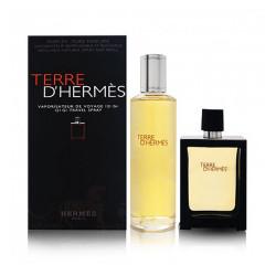 HERMES Terre d' Hermes Parfémovaná voda (30 ml)  - Pre mužov