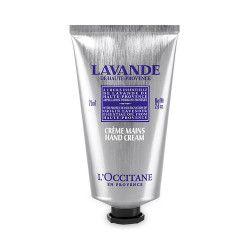 L'OCCITANE Levander Moisturising Hand Cream -  (75ml)