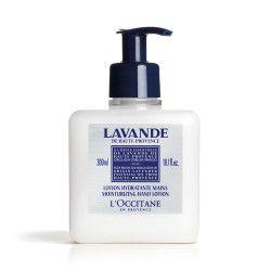 L'OCCITANE Levander Moisturising Hand Lotion -  (300ml)