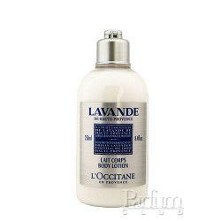 L'OCCITANE Levander Organic Bodymilk - Testápoló (250ml)