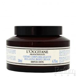L'OCCITANE Relaxing Body Cream - Testápoló krém (200ml)