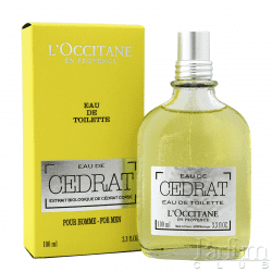L'OCCITANE Cedrat edt - Eau De Toilette (100ml)