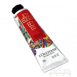 L'OCCITANE Joy Fetes Hand Cream - Testápoló krém (30ml)