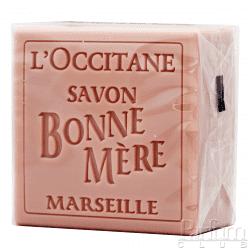 L'OCCITANE Bonne Mère Rose Soap 100g - Szappan
