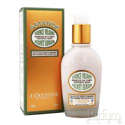 L'OCCITANE Almond Velvet Serum - Testápoló krém (100ml)