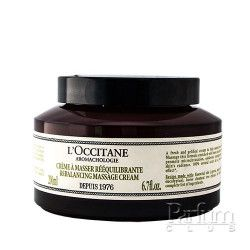 L'OCCITANE Rebalacing Massage Cream - Testápoló krém (75ml)