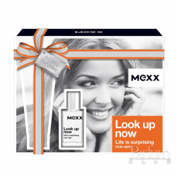 MEXX Look Up Now W Set - Eau De Toilette (15ml)