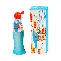 MOSCHINO I Love Love Toaletná voda (100 ml)  - Odporúčame! - Pre ženy