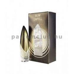 NAOMI CAMPBELL Queen of Gold - Eau De Toilette (30ml)