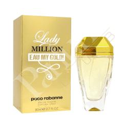 PACO RABANNE Lady Million Eau My Gold ! - Eau De Toilette (30ml)