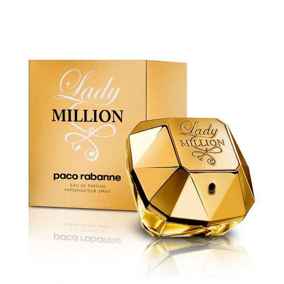 PACO RABANNE Lady Million - Eau De Parfum (50ml)