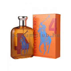 RALPH LAUREN The Big Pony Collection Orange - Eau De Toilette (75ml) - Ajánljuk!