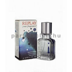REPLAY Your Fragrance Man - Eau De Toilette (50ml)