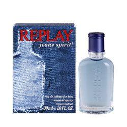 REPLAY Jeans Spirit For Him - Eau De Toilette (30ml)