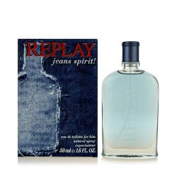 REPLAY Jeans Spirit For Him - Eau De Toilette (50ml)