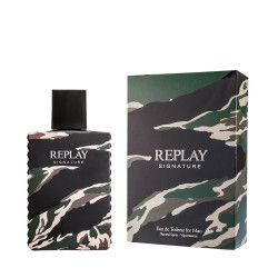 REPLAY Signature Man - Eau De Toilette (50ml)